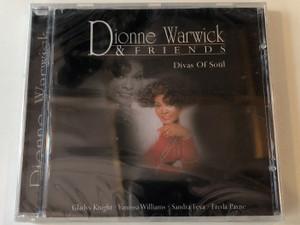 Dionne Warwick & Friends – Divas Of Soul / Gladys Knight, Vanessa Williams, Sandra Feva, Freda Payne / Elap Audio CD 1999 / 5706238301364