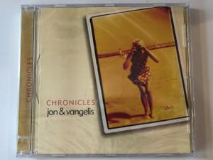 Chronicles - Jon & Vangelis / Spectrum Music Audio CD 1998 / 550 196-2