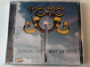 Toto ‎– Africa: The Best Of Toto / Sony Music 2x Audio CD 2009 / 88697536632