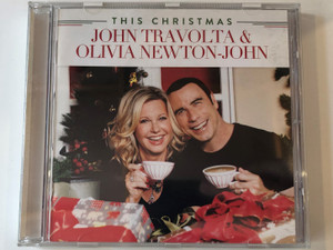This Christmas - John Travolta & Olivia Newton-John / Universal Music Group International Audio CD 2012 / 0602537174553