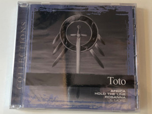 Toto ‎– Collections / Africa, Hold The Line, Rosanna & more / Sony BMG Music Entertainment ‎Audio CD 2006 / 82876817062