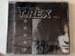 The Very Best Of T.Rex Vol. 2 / Digitally Remastered / 25 Tracks Including The Groover, Zip Gun Boogie, Sing Me A Song and Dreamy Lady / Music Club ‎Audio CD 1999 / MCCD 374