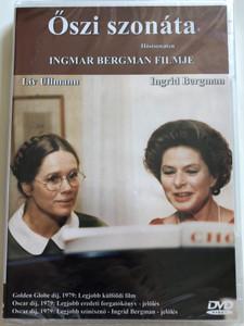 Höstsonaten DVD 1978 Őszi szonáta (Autumn Sonata) / Directed by Ingmar Bergman / Starring: Liv Ullmann, Ingrid Bergman (5999881767315)