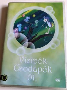 Vízipók Csoadpók 01 DVD 2014 / Directed by Szabó Szabolcs, Szombati Szabó Csaba / Written by Bálint Ágnes / 13 epizód / MTVA (5999542818875)