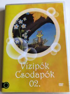 Vízipók Csoadpók 02 DVD 2014 / Directed by Szabó Szabolcs, Szombati Szabó Csaba / Written by Bálint Ágnes / 13 epizód / MTVA (5999542818868)