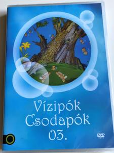 Vízipók Csoadpók 03 DVD 2014 / Directed by Szabó Szabolcs, Szombati Szabó Csaba / Written by Bálint Ágnes / 13 epizód / MTVA (5999542818851)