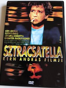 Sztracsatella DVD 1995 Straciatella / Directed by Kern András / Starring: Eszenyi Enikő, Udvaros Dorottya, Reviczky Gábor (5999881068948)