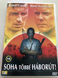 To End All Wars DVD 2001 Soha többé háborút! / Directed by David L. Cunningham / Starring: Robert Carlyle, Kiefer Sutherland (5999545560894)