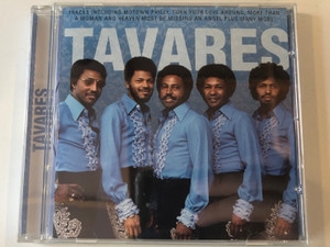 Tavares / Track Including Mottown Philly, Turn Your Love Around, More Than A Woman and Heaven Must Be Missing An Angel plus many more / Play 24-7 ‎Audio CD 2007 / 5051503107715
