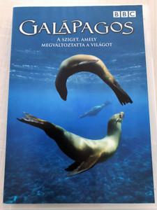 Galápagos - A sziget amely megváltoztatta a világot DVD 2006 The Islands That Changed The World / BBC documentary / 1. A tűz születése, 2. A világot megváltoztató szigetek, 3. A változás erői (5996473003844)