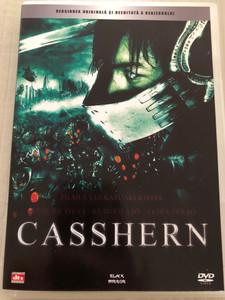Casshern DVD 2004 / Directed by Kazuaki Kiriya / Starring: Yusuke Iseya, Kumiko Asō, Toshiaki Karasawa, Mayumi Sada / Romanian release DVD (5999882942063)