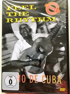 Feel the Rhythm DVD 2004 Ritmo de Cuba / Dice Formell, La Sandunguita, Soy Todo, Luz Viajera / Delta Music (4006408941095)