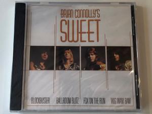 Brian Connolly's Sweet / Blockbuster, Ballroom Blitz, Fox On The Run, Wig Wam Bam / Forever Gold Audio CD 2001 / FG101