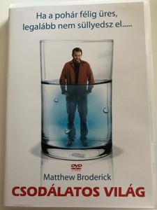 Wonderful World DVD 2009 Csodálatos világ / Directed by Josh Goldin / Starring: Matthew Broderick, Sanaa Lathan, Michael K. Williams, Jodelle Ferland (5999883850169)