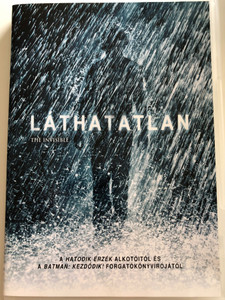 The Invisible DVD 2007 Láthatatlan / Directed by David S. Goyer / Starring: Justin Chatwin, Margarita Levieva, Chris Marquette (5999075603160)