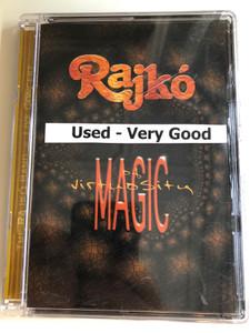 Rajkó band DVD 2004 Magic of virtuosity / Directed by Gerendási István / Recorded Sept 03 2003 at Synagogue Budapest / Live Concert / TKFDVD1 (RajkóDVD-TKFDVD1)