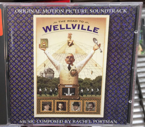 Original Motion Picture Soundtrack / The Road To Wellville / Music Composed By Rachel Portman / Columbia Audio CD 1994 / 4005939551223