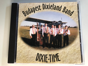 Budapest Dixieland Band - Dixie-time / Audio CD 1998 / BUD-100