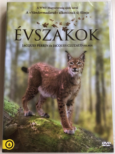 Les saisons DVD 2015 The Seasons - Évszakok / Directed by Jacques Perrin, Jacques Cluzaud / French-German nature documentary film (5999546338027)