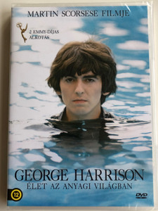 George Harrison Living in the Material World DVD 2011 Geroge Harrison - Élet az anyagi világban / Directed by Martin Scorsese / Documentary about Beatles band member (5999546337860)