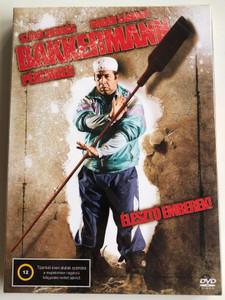 Bakkermann DVD 2008 Pékember / Directed by Szőke András / Starring: Zelei Gábor, Gáspár Tibor, Kerekes Vica, Badár Sándor, Lázár Kati / Hungarian comedy film (5999545587563)