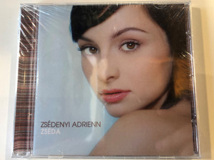 Zsédenyi Adrienn – Zséda / Magneoton Audio CD 2003 / 5050467041523