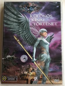 A chinese tall story DVD 2005 Különös kínai történet / Directed by Jeffrey Lau / Starring: Nicholas Tse, Charlene Choi, Fan Bing-Bing, Bolin Chen (5999544156005)