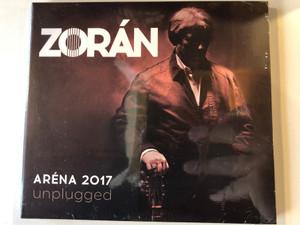 Zorán – Aréna 2017 Unplugged / Universal Audio CD 2017 / 5787845