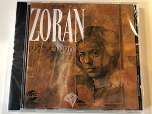 Zorán – 1977-1990 / Gong Audio CD 1990 / HCD 37295