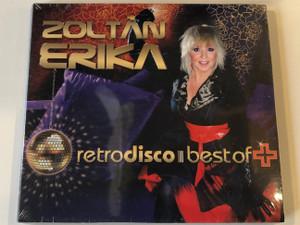 Zoltán Erika – Retrodisco Best Of + / Magneoton Audio CD 2008 / 5051865037521