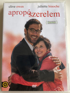 Words and Pictures DVD 2013 Apropó Szerelem / Directed by Fred Schepisi / Starring: Clive Owen, Juliette Binoche, Keegan Connor Tracy (5999883850848)