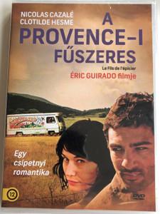 Le Fils de l'épicier DVD 2007 A Provence-i fűszeres (The Grocer's Son) / Directed by Éric Guirado / Starring: Nicolas Cazalé, Clotilde Hesme (5999546336498)