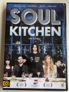 Soul Kitchen DVD 2009 / Directed by Fatih Akin / Starring: Adam Bousdoukos, Moritz Bleibtreu, Birol Ünel, Gryllus Dorka (5999544258785)