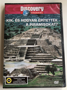 Pyramids, Mummies & Tombs: The Pyramid Builders DVD 2002 Kik és hogyan építették a piramisokat? / Directed by Peter Spry-Leverton, Serena Prest / Produced for the Learning Channel: Nancy Lavin / Discovery Channel (5998282103166)