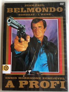 Le Professionnel (The Professional) DVD 1981 A Profi / Directed by Georges Lautner / Starring: Jean-Paul Belmondo, Jean Desailly, Robert Hossein / Music by Ennio Morricone / Belmondo Series I (5996473011436)