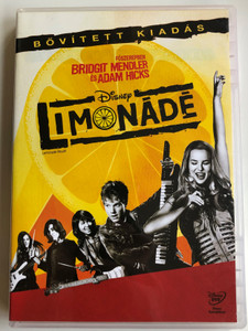 Lemonade Mouth DVD 2011 Limonádé / Directed by Patricia Riggen / Starring: Bridgit Mendler, Adam Hicks, Hayley Kiyoko (5996255735932)