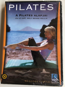 The Power of Pilates for Toning & Conditioning DVD 2009 A Pilates alapjai és az erő, mely benne rejlik / Directed by David Morgan / Presented by Lucy Lloyd-Barker (5998168501130)