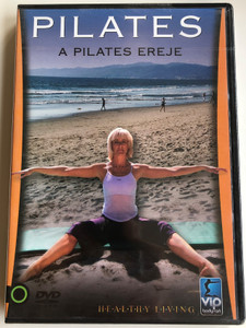 The Power of Pilates DVD A Pilates ereje / Presented by Lucy Knight / Healthy Living (5996051404216)