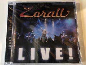 Zorall – Live! / FF Film & Music Audio CD / 5999545561716