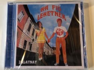 ...Ha Fiú Lehetnék - Zalatnay / Mambo Records Audio CD / HCD17404