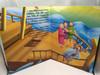 Jonas - Portuguese language Bible Puzzle book / Contm 4 quebra-cabecas para voce se divertir / Ciranda Cultural 2013 / Board book (9788538044024)
