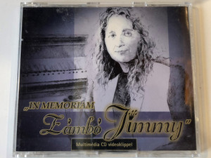 ''In Memoriam Zámbó Jimmy'' / Multimedia CD videoklippel / Equinox Audio CD / 599 849 821 6032