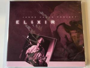 János Varga Project – Elixír / Periferic Records Audio CD / 5998272708289
