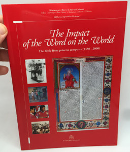 The Impact of the Word on the World - The Bible from print to computer (1450-2000) by Alan F. Jesson / United Bible Societies - Biblioteca Apostolica Vaticana / British and Foreign Bible Society 2000 / Paperback (8823780365)