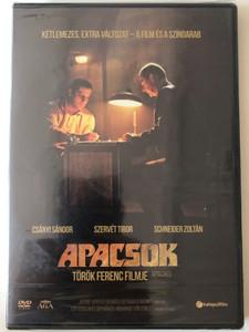 Apaches 2x DVD Apacsok / Directed by Török Ferenc / Starring: Csányi Sándor, Szervét Tibor, Schneider Zoltán / Kétlemezes Extra változat - A Film és a Színdarab (5999885108053)