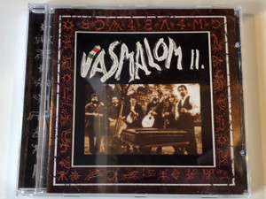 Vasmalom II. / Periferic Records Audio CD 2000 / BGCD 077