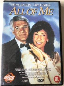 All of me DVD 1984 / Directed by Carl Reiner / Starring: Steve Martin, Lily Tomlin, Richard Libertini (8715686008852)