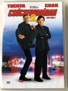 Rush Hour 2 DVD Csúcsformában 2. / Directed by Brett Ratner / Starring: Chris Tucker, Jackie Chan (5999010447255)