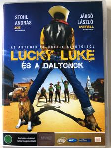 Les Daltons DVD 2004 Lucky Luke és a Daltonok / Directed by Philippe Haim / Starring: Eric Judor, Ramzy Bedia (5998133155634.)