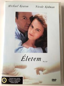 My Life DVD 1993 Életem / Directed by Bruce Joel Rubin / Starring: Michael Keaton, Nicole Kidman (5999552130585)